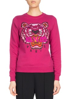 Kenzo Tiger Classic Pullover Sweatshirt