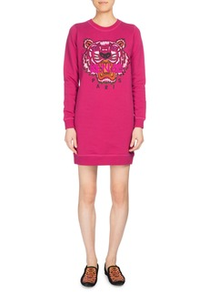 Kenzo Tiger Classic Sweatshirt Dress