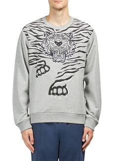 Kenzo Tiger Claw Cotton Sweatshirt