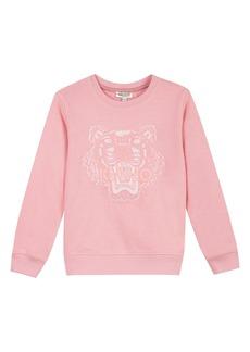 Kenzo Tiger Face Icon Sweatshirt  Sizes 8-12