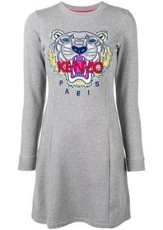 Kenzo Tiger jersey dress