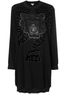 Kenzo Tiger jumper dress