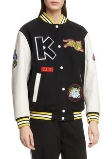 KENZO Varsity Jacket