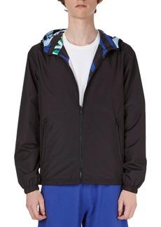 Kenzo Wind-Resistant Reversible Jacket