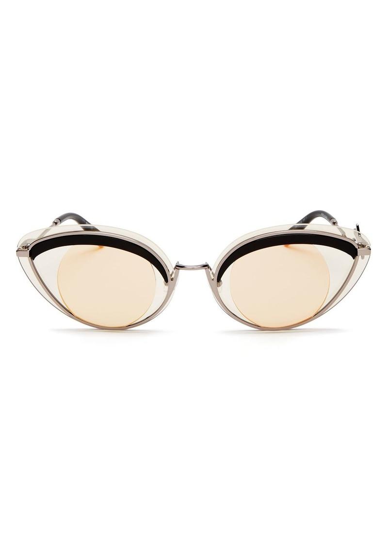 Kenzo Women's Cat Eye Sunglasses, 43mm