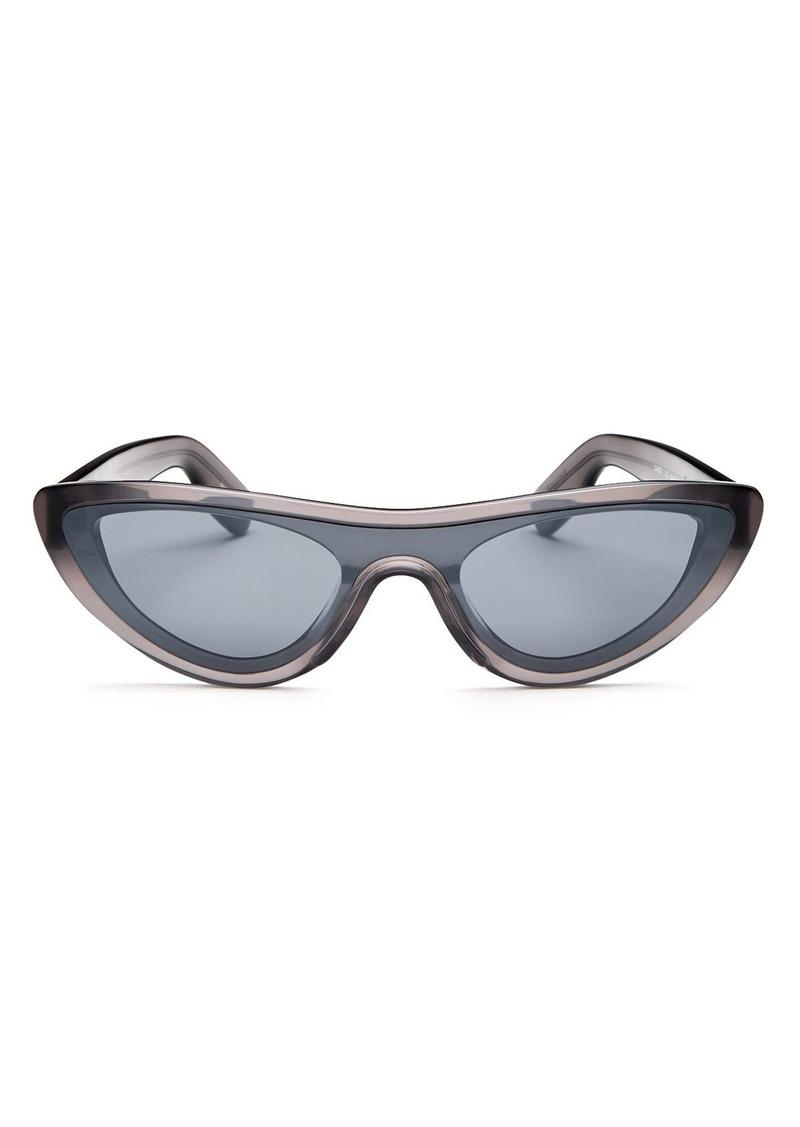 Kenzo Women's Mirrored Cat Eye Sunglasses, 48mm
