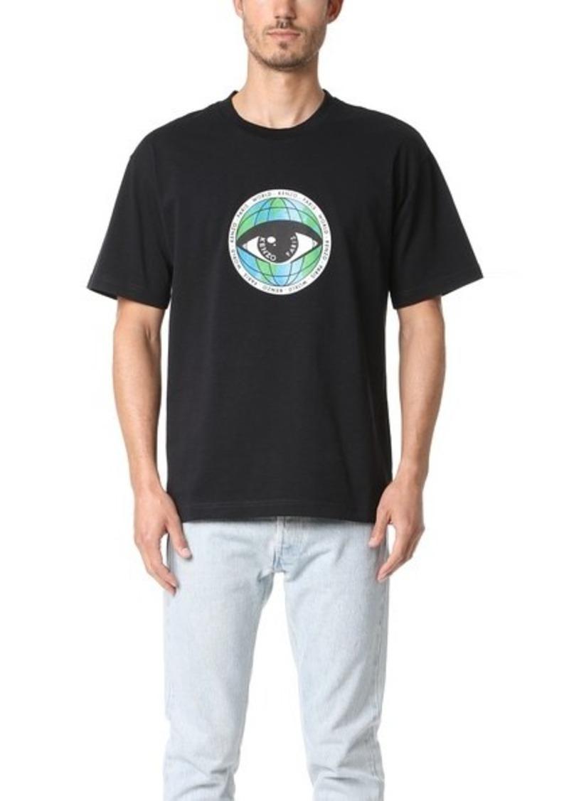 352857cfdf World Eye Tee