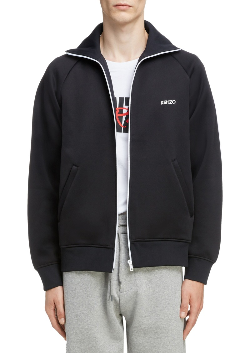 9c81cf66 Kenzo KENZO Zip Track Jacket | Outerwear