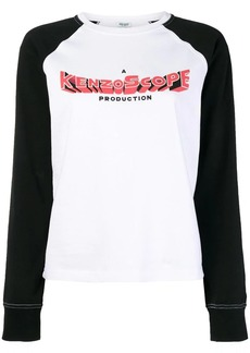Kenzoscope print T-shirt
