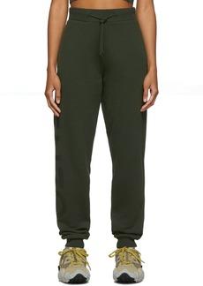 Kenzo Khaki Sport Jogger Lounge Pants