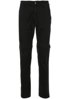 Kenzo knee pleat detail trousers
