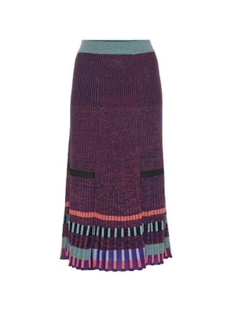 Kenzo Knit midi skirt