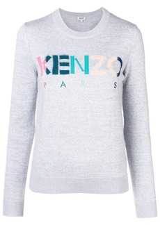 Kenzo knitted logo sweater