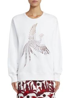 Kenzo Lace Bird Sweatshirt