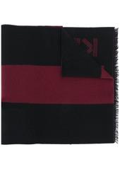 Kenzo large logo scarf