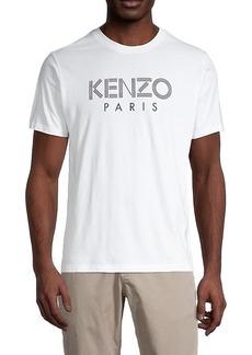 Kenzo Lettered Logo T-Shirt
