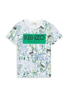 Kenzo Little Boy's & Boy's Graphic T-Shirt