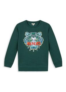 Kenzo Little Boy's & Boy's Tiger Sweatshirt