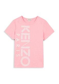Kenzo Little Girl's & Girl's Logo T-Shirt