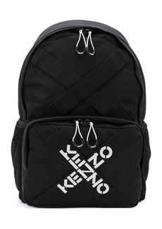 Kenzo logo cross-over backpack