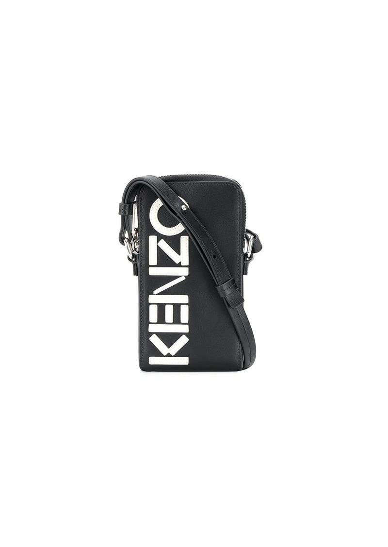 Kenzo logo crossbody phonecase