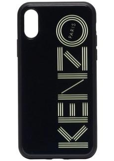 Kenzo logo iPhone XS case