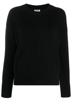 Kenzo logo knit jumper
