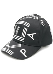 Kenzo logo print baseball cap