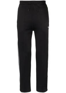 Kenzo logo print cotton blend sweat pants