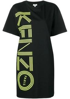 72542da8ab8 Kenzo Kenzo Phoenix Jacquard Long-Sleeve Sweater Dress