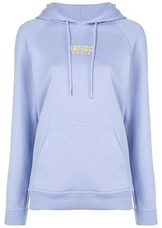 Kenzo logo-print hoodie