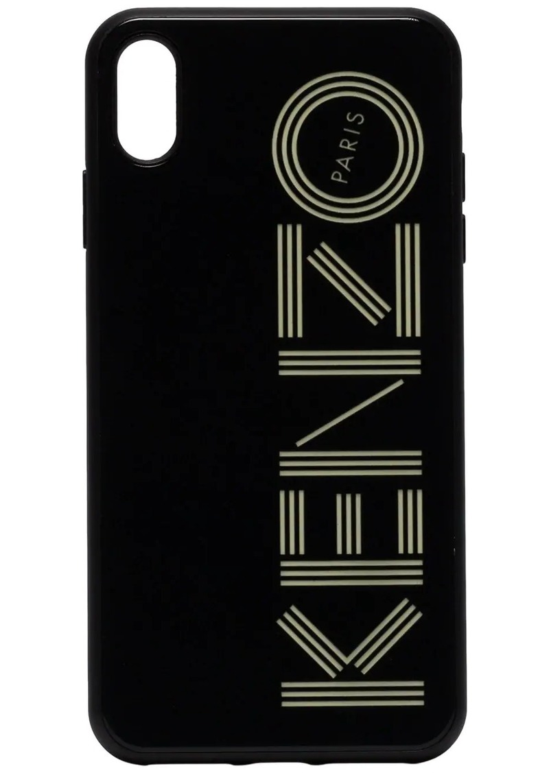 Kenzo logo print iPhone XS Max case