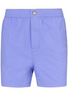 Kenzo logo-print swim shorts