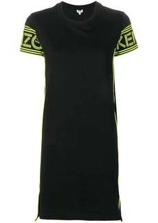 Kenzo logo sleeve T-shirt dress