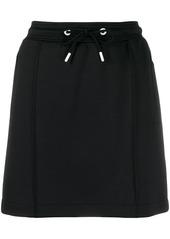 Kenzo logo stripe skirt