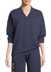 Kenzo Long-Sleeve Logo Sweatshirt