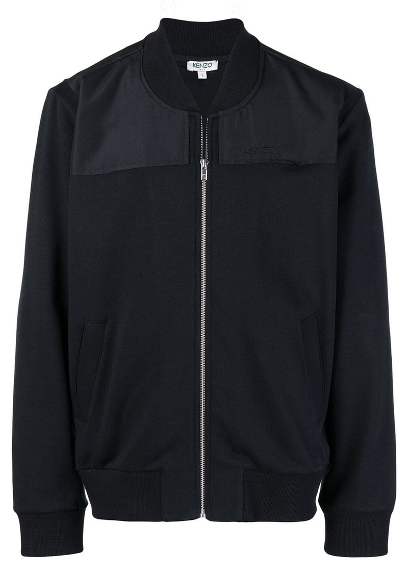 Kenzo loose fitted bomber jacket
