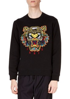Kenzo Men's Embroidered Dragon Tiger Sweatshirt