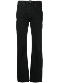 Kenzo mid-rise straight-leg jeans