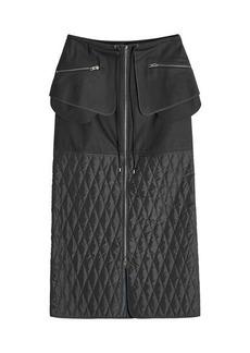 Kenzo Midi Cotton Skirt