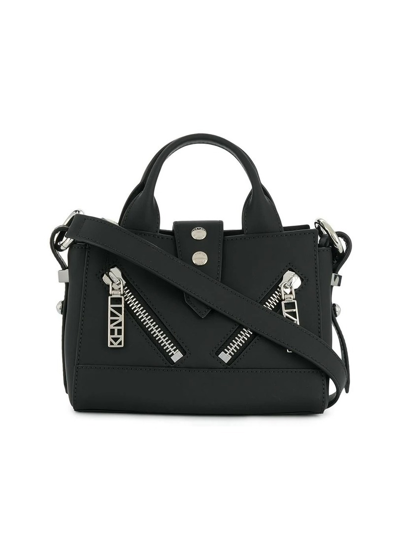 Kenzo mini black shoulder bag