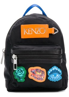 Kenzo mini patch backpack