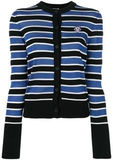Kenzo Mini Tiger striped cardigan