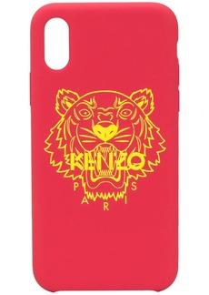 Kenzo logo-print iPhone X/XS case