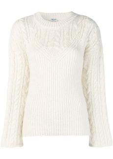 Kenzo multi-knit sweater
