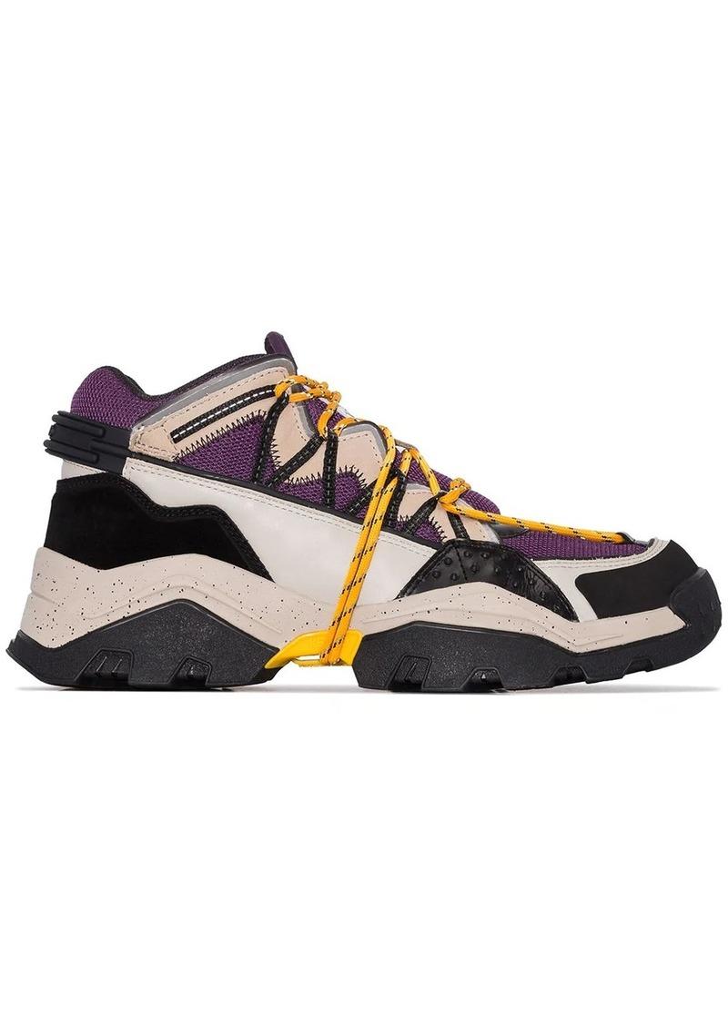 Kenzo multicoloured Inka sneakers