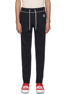 Kenzo Navy Tiger Crest Jogger Lounge Pants