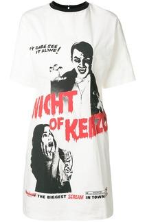Night of Kenzo print dress