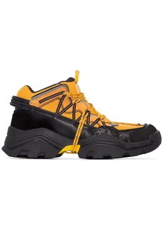 Kenzo Inka hiking style sneakers