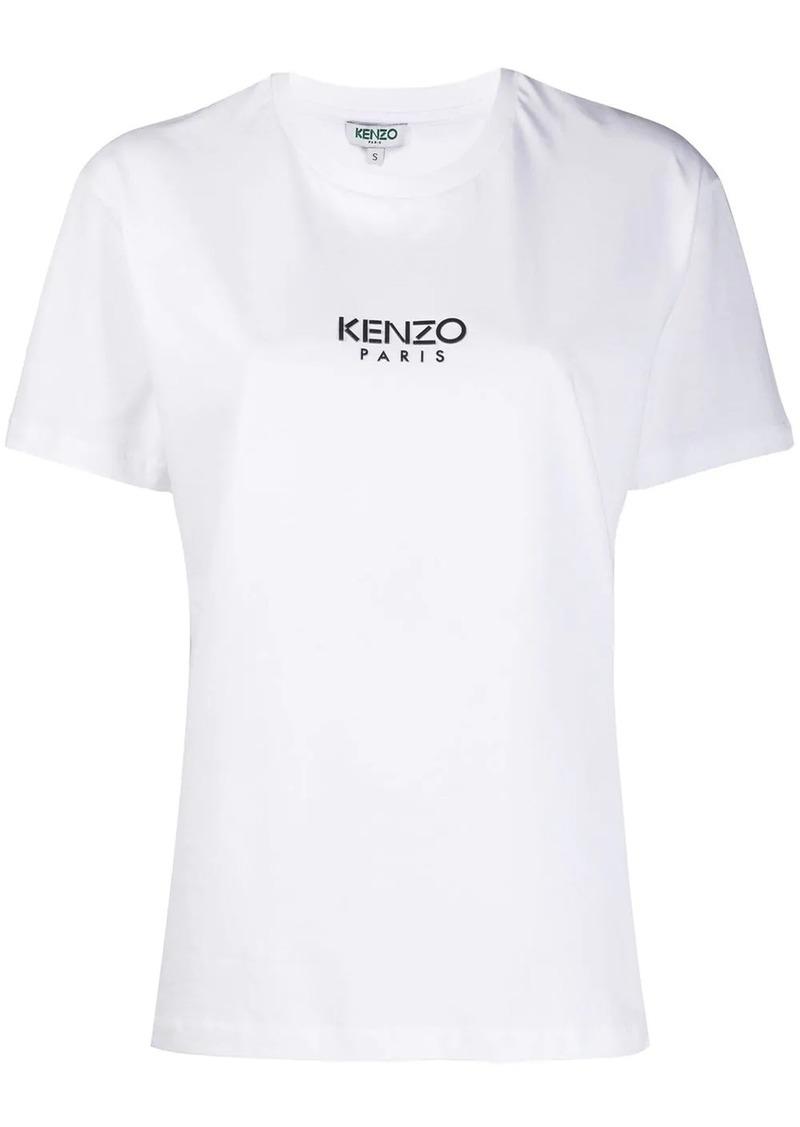 Kenzo oversized logo print T-shirt